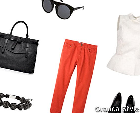 Reed Krakoff Boxer I Bag Outfit Combination