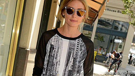Secrets of Olivia Palermo Style: Visual Perfection