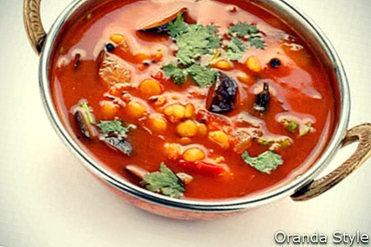 Masoor Dal Suppe