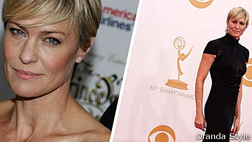 Robin Wright Haircut - The Ultimate Guide