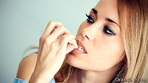 Savjeti o tome kako prestati gristi nokte