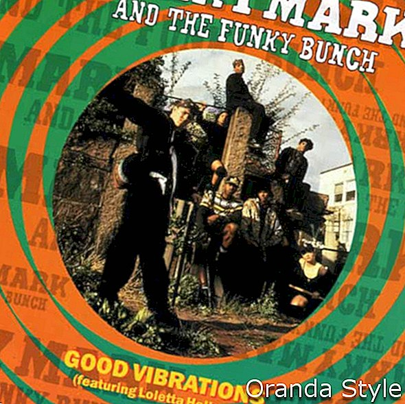 Hea vibratsioon - Marky-Mark-and-the-Funky-Bunchi laul