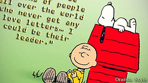 Beste Charlie Brown Zitate