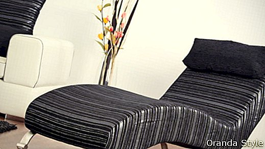 Chaise Longue en diseño de interiores