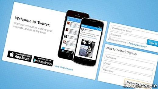 לשם מה נעשה שימוש בטוויטר