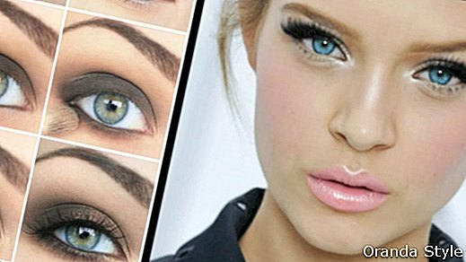 Màu sắc và mẹo: 10 mẹo trang điểm mắt tốt nhất cho mắt nhỏ