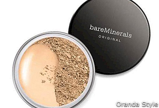 The Original SPF 15 Foundation Bare Minerals
