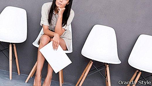 7 måter å øke tilliten din før et jobbintervju