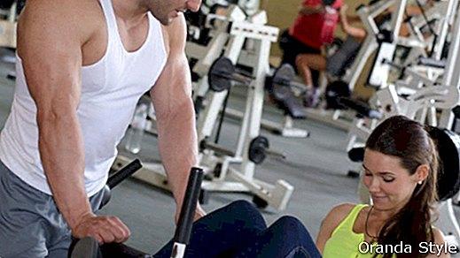 7 савета о томе како покупити момка у теретани