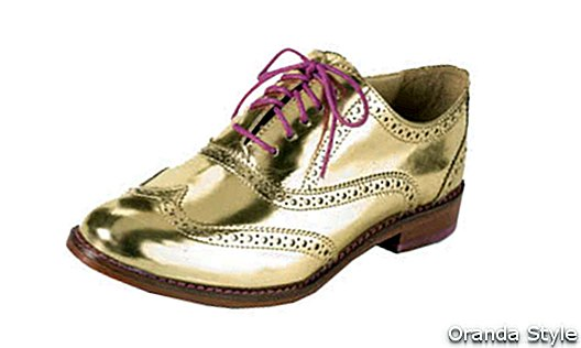Lace-Up Oxford Cole Haan