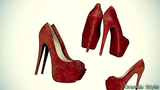 Christian Louboutin Highness 160 Pump Suede