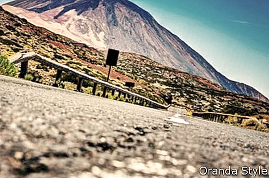 Teide National Park Tenerife Spain