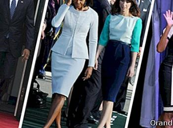 Michelle Obama Fashion: Die besten Looks von der First Lady