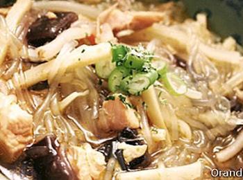 Ātri un veselīgi - Āzijas nūdeļu ēdieni