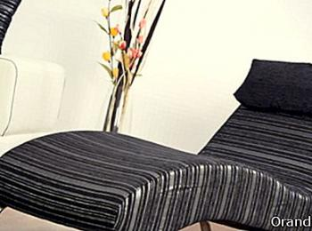 Chaise Longue trong thiết kế nội thất