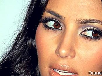 Kim Kardashian Smoky Eyes Video-Tutorial